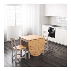 GAMLEBY Mesa abas rebatív/pernas articul  - IKEA