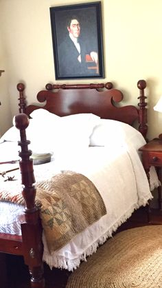 rattan bedroom furniture 1800 s antique cannonball rope bed beds antiques and ropes 13036