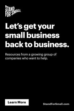 A coalition of global companies you already rely on, uniting to help your small business with the resources you need to pull through the crisis. Small Business Marketing, Business Tips, Pho Bo, Promotional Giveaways, Group Of Companies, Use Case, Influencer Marketing, Business Supplies, Stay Safe