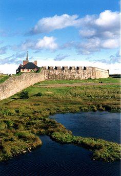 Fortress of Louisbourg, Nova Scotia, Canada