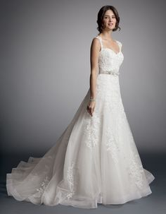 LH - Amalia Carrara Eve of Milady Boutique Collection Style 1530