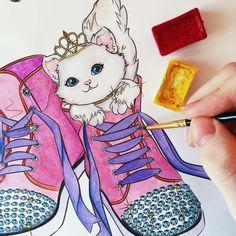 Disney kitty | Doll Memories