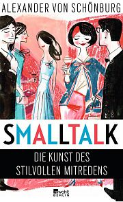 "Buchdeckel ""Smalltalk"""
