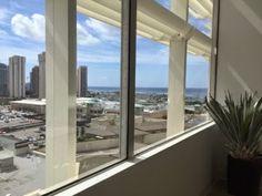 さとうあつこのハワイ不動産: HOMETIQUE ocean view office♡