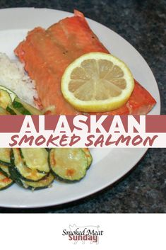 An Alaskan Fishing Guide's Smoked Salmon Recipe - An Alaskan Fishing Guide's Smoked Salmon Recipe - Smoked Salmon Recipes, Trout Recipes, Seafood Recipes, Meat Recipes, Low Salt Recipes, Vegan Recipes Easy, Vegetarian Recipes, Yummy Recipes