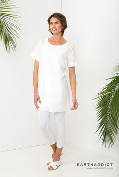 EARTHADDICT SS'15  www.earthaddict.co.za Ss 15, White Dress, Style Inspiration, Mens Tops, T Shirt, Dresses, Fashion, Supreme T Shirt, Vestidos
