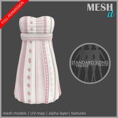 3c9119ce69d   MeshIT   Full Permission Dress 3 (rigged) Rigs