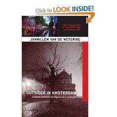Outsider in Amsterdam (Grijpstra & de Gier Mystery), by Janwillem Van De Wetering