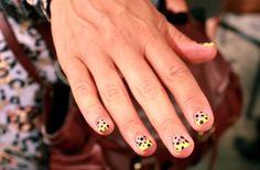 Street Seen New York Fashion Weeks Wildest Nail Art Nails