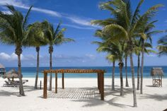 Beautiful photo from Excellence Riviera Cancun beach.