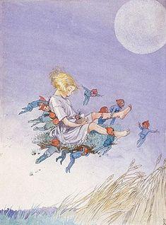 Illustration de Honor C. Appleton Honor Charlotte Appleton (1879 - 1951) was born in Brighton, February 4, 1879 .