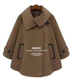 AngelSpace Mens Solid-Colored Retro Casual Oversized Stand Collar Jacket Coat
