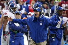 Coughlin says its time for the Giants to totally commit Nfl News, Sports News, American Football, Motorcycle Jacket, Sayings, Tips, Lyrics, Advice, Football