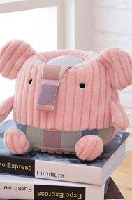 Hugglo Elly - Pink
