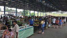 Canadauence TV: Taubaté vai ter nova feira livre, agora no bairro ...