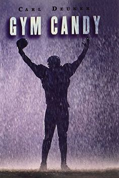 YA Gym Candy, 2007. Football. 	 Groomed by his father to be a star player, football is the only thing that has ever really mattered to Mick Johnson, who works hard for a spot on the varsity team his freshman year, then tries to hold onto his edge by using steroids, despite the consequences to his health and social life.