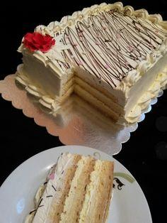 plazma torta-alana - My site Jednostavne Torte, Dobos Torte Recipe, Brze Torte, Torta Recipe, Torte Recepti, Kolaci I Torte, Baking Recipes, Cookie Recipes, Dessert Recipes
