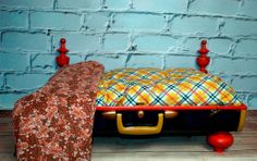 Special XMAS 2 in 1 Bed on Etsy, $175.00