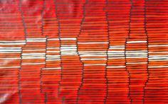 Aboriginal Artwork by Adam Reid Sold through Coolabah Art on eBay. Catalogue ID 15146