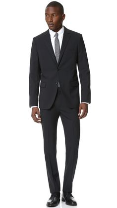 Office fashion for men Office Fashion, Work Fashion, Mens Fashion, Theory, Suit Jacket, Suits, Formal, Jackets, Style