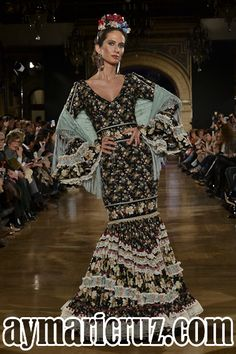 We Love Flamenco 2015. Manuela Macías: Flamencas por bulerías   por Cayetano Gómez vía ¡Ay Maricrú!