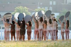 Portraits Of The 100 Women Who Posed Nude To Protest The Republican National Convention (NSFW)…