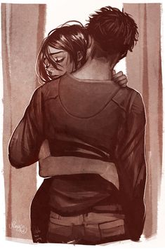 Discovered by Beta. Find images and videos about love, art and couple on We Heart It - the app to get lost in what you love. Cute Couple Drawings, Cute Couple Art, Love Drawings, Art Drawings, Couple Drawings Tumblr, Drawing Faces, Pencil Drawings, Art Sketches, Anime Couples