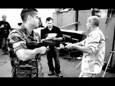 Combat Hapkido Weapon Disarms with John Pellegrini.   Self defense tactics