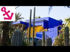 Video: Der Garten Jardin Majorelle in Marrakesch in Marokko Ville Nouvelle | Yesnomads Deutsch #ReiseMarrakesch #ReisetippsMarrakesch #Marrakesch #Marokko