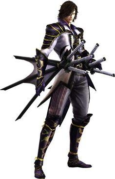 Date Masamune - Sengoku Basara