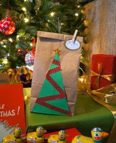 10 Creative Gift Wrapping Ideas | Catie Parrish | Huffington Post Home