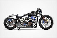 La marca de relojes Bell&Ross junto a Harley Davidson dan este resultado