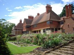 [Sullingstead, Lutyens house, refurbished by Michael Edwards. Pinned from the Traditional Architecture Group.]