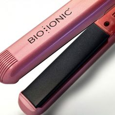 1″ Cushioned Plates for smoothing & styling. BioCeramic Heater maintains constant heat. NanoIonic Mineral conditions & smoothes hair. Digital display with variable heat up to 450 degrees Farenheight.