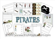 Pirate Pack (free)
