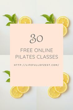 30 Day Fitness, Pilates, Place Cards, Place Card Holders, Workout, Youtube, Free, Work Outs, Youtube Movies