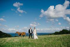 Charming Swedish Greenhouse Wedding | Photo by Per Henning