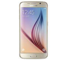 Smartfon SAMSUNG Galaxy S6 32GB LTE Złoty