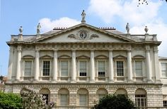 Spencer House in London is the city's only surviving 18th century palace. It was built between 1756 and 1766 for the first Earl Spencer in t...