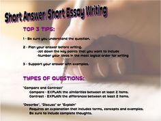 narrative essay basics