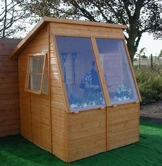 Garden Sheds Quick Delivery shedlands 6ft x 4ft (1.83m x 1.22m) dalby pent shed – next day