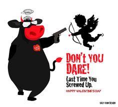 Silly Valentine's Day
