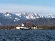 Schloss Ort, Gmunden, Austria. I want to go BACK.