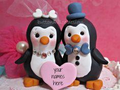 penguin figurine - inspiration only - bjl