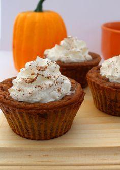 Pumpkin Pie Cupcakes Final 3