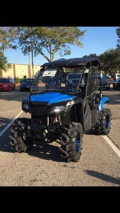 New 2016 Honda Pioneer 500 ATVs For Sale in Florida. 2016 Honda Pioneer 500, Decked out and ready for the trails! This unit comes with a Tire and Wheel combo, hard roof, and windshield! SXS500M2 Go More Places On A Pioneer 500. The Pioneer 500 is a brilliant concept: Like a full-sized side-by-side, it lets you take a passenger along and has the off-road capability to get you where you need to go. But the Pioneer 500 is a new take on the SxS formula: it s narrow, fits on tight trails, is fun… Honda Pioneer 500, Honda Grom, 4 Wheelers, Offroad, Monster Trucks, To Go, Deck, Florida, Concept