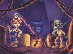 Goblins vs. Gnomes