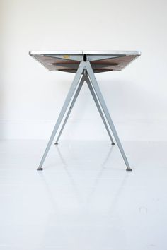 Wim Rietveld Pyramid Table or Desk 2