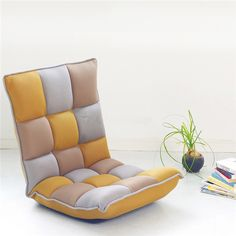Find More Living Room Chairs Information about Modern Furniture Portable Chair Floor Foldable Upholstered Mesh Fabric Leisure Lightweigt Japanese Style Zaisu Legless Chair,High Quality fabric baby high chair,China fabric shop Suppliers, Cheap fabric chair seat covers from TATA Washitsu Interior Design & Decor on Aliexpress.com