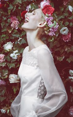 Honor x Stone Fox Bride on Moda Operandi
